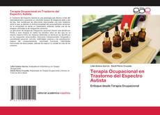 Portada del libro de Terapia Ocupacional en Trastorno del Espectro Autista