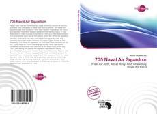 Portada del libro de 705 Naval Air Squadron