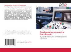 Capa do livro de Fundamentos de control fraccionario