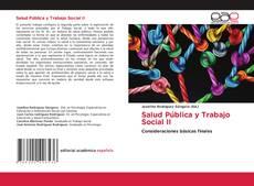 Borítókép a  Salud Pública y Trabajo Social II - hoz