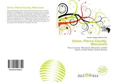 Portada del libro de Union, Pierce County, Wisconsin