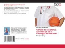 Borítókép a  Cartilla de enseñanza aprendizaje de la Fisiología del Esfuerzo - hoz