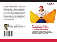 Portada del libro de Transformaciones socioculturales por la práctica del turismo