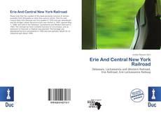 Buchcover von Erie And Central New York Railroad