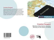 Bookcover of Croatian Passport