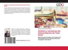 Bookcover of Análisis y memorias de interpretación de Toot Suite