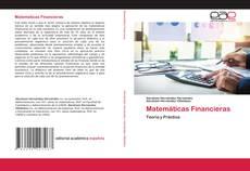 Portada del libro de Matemáticas Financieras