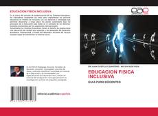 Couverture de EDUCACION FISICA INCLUSIVA