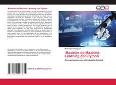 Capa do livro de Modelos de Machine Learning con Python