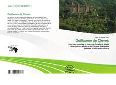 Portada del libro de Guillaume de Clèves