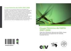 Bookcover of Coupe Féminine de l'UEFA 2007-2008