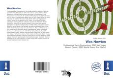 Bookcover of Wes Newton