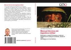 Capa do livro de Manual técnico de logística militar