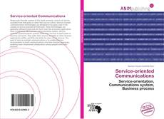 Copertina di Service-oriented Communications