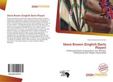Couverture de Steve Brown (English Darts Player)