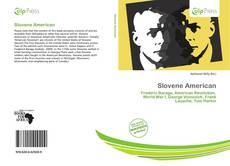 Portada del libro de Slovene American
