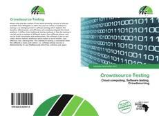 Borítókép a  Crowdsource Testing - hoz