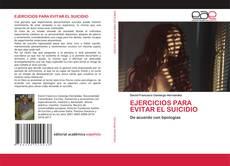 Capa do livro de EJERCICIOS PARA EVITAR EL SUICIDIO