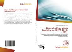 Обложка Ligue des Champions Féminine de l'UEFA 2010-2011