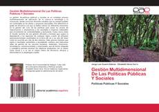 Copertina di Gestión Multidimensional De Las Políticas Públicas Y Sociales