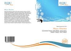 Buchcover von Maya Sharma