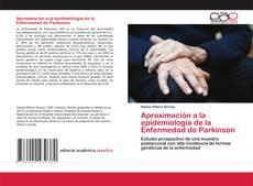 Portada del libro de Aproximación a la epidemiología de la Enfermedad de Parkinson