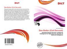 Couverture de Dan Butler (Civil Servant)