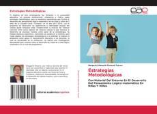 Capa do livro de Estrategias Metodológicas