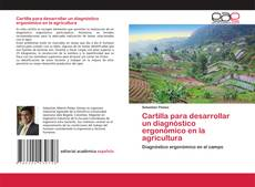 Cartilla para desarrollar un diagnóstico ergonómico en la agricultura kitap kapağı