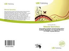 Bookcover of Nikolai Savichev