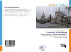 Couverture de Ernest de Hohenberg