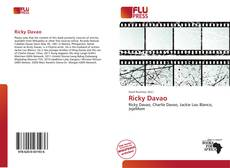 Bookcover of Ricky Davao