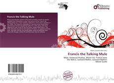 Francis the Talking Mule的封面
