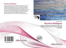 Copertina di Nucleus Ambiguus