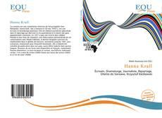 Buchcover von Hanna Krall