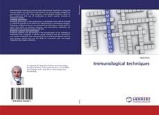 Immunological techniques的封面