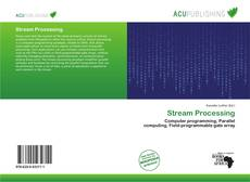Bookcover of Stream Processing