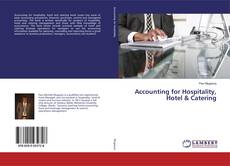 Buchcover von Accounting for Hospitality, Hotel & Catering