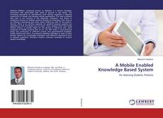 Capa do livro de A Mobile Enabled Knowledge Based System