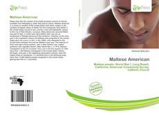 Maltese American kitap kapağı