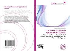Bookcover of Air Force Technical Applications Center