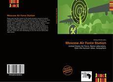 Portada del libro de Moscow Air Force Station