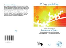 Bookcover of Processor affinity