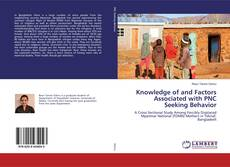 Portada del libro de Knowledge of and Factors Associated with PNC Seeking Behavior