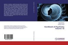 Capa do livro de Handbook of Psychiatry Volume 10