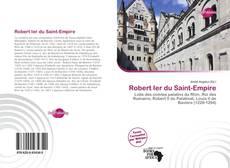 Robert Ier du Saint-Empire的封面
