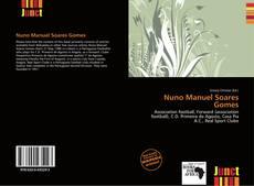 Bookcover of Nuno Manuel Soares Gomes