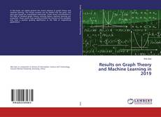 Copertina di Results on Graph Theory and Machine Learning in 2019