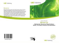 Bookcover of Bruce Le