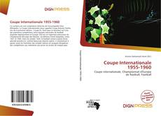 Buchcover von Coupe Internationale 1955-1960